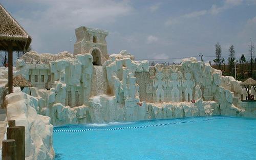 麗寶樂園造浪池